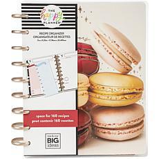 Happy Planner Undated Medium Planner - Bon Appetit, Classic Recipe