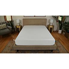"Health-o-pedic 10"" King Gel Memory Foam Mattress"