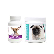 Healthy Breeds Senior Package w/Multivitamins & Joint Support Chews