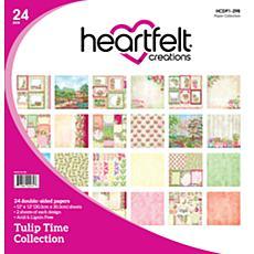 Heartfelt Creations Tulip Time Bundle