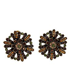 "Heidi Daus ""Aster's Pet Pretty"" Crystal Earrings"