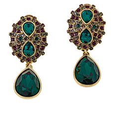 Heidi Daus Confection Statement Convertible Earrings