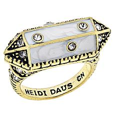"Heidi Daus ""Contemporary Classic"" Ring"