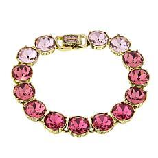 "Heidi Daus ""Diamonds are a Girl's BFF"" Line Bracelet"