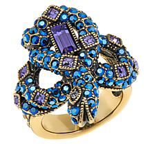 "Heidi Daus ""Enchanting Icon"" Crystal Ring"