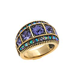 "Heidi Daus ""Everyday Elegance"" Crystal Ring"