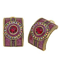 "Heidi Daus ""Globally Glamorous"" Earrings"