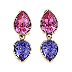 "Heidi Daus ""Signature Style"" Crystal Drop Earrings"