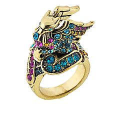 "Heidi Daus ""The Griffin"""" Crystal Ring"