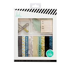 Heidi Swapp Embellishment Kit - Travel Time Capsule