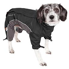 Helios Blizzard Full-Body Adjustable and Reflective Dog Jacket