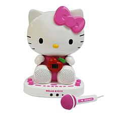 Hello Kitty CD+G Karaoke Player & Built-in Video Camera