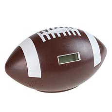 Hey! Play! Football Coin Counting and Saving Piggy Bank