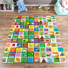 Hey! Play! Reversible Baby Play Mat