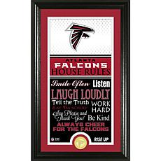 Highland Mint Atlanta Falcons Jersey House Rules Supreme Photo Mint