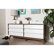 Hildon 6-Drawer Storage Dresser