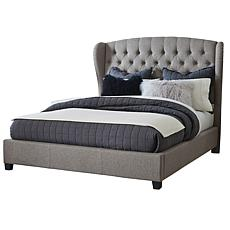 Hillsdale Furniture Bromley Bed with Rails - King