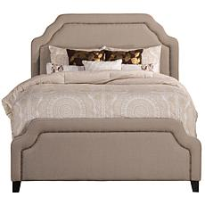 Hillsdale Furniture Carlyle Bed with Rails - Queen