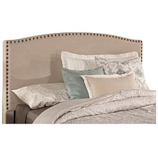Hillsdale Furniture Kerstein King Headboard with Frame - Light Taupe