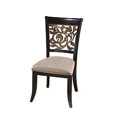 Hillsdale Furniture Set of 2 Bennington Dining Chairs