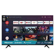 "Hisense 75"" 4K UHD Smart TV w/Google Assistant, Voice Remote & Voucher"