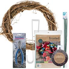 Holiday Cheer Grapevine Wreath Lia Griffith Bundle