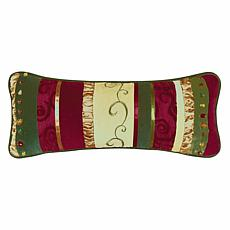 Holiday Treasures Pieced Pillow