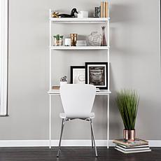 Holly and Martin Haeloen Wall-Mount Desk - White