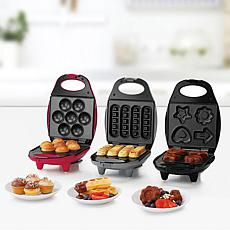 Holstein Fun Mini Treat Maker Trio