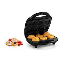 Holstein Housewares HF-09032B 6-slot Bundt Cake Maker