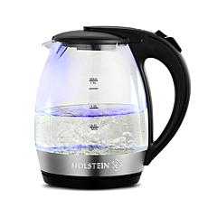 Holstein Housewares HH-09101013B Electric Kettle - 1.8L