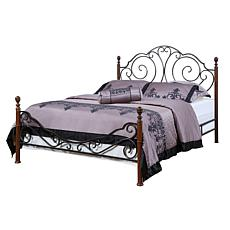 Home Origin Metal Poster Bed - Queen