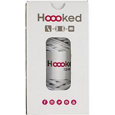 Hoooked Macrame Hanging Basket Kit with Zpagetti Yarn - White