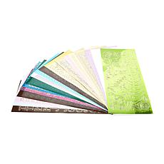 Hot Off The Press Dazzles Sticker Kit - 20 Sheets