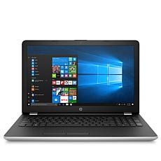 "HP 15.6"" LED AMD Dual-Core, 4GB RAM, 1TB HDD Windows 10 Laptop Bundle"