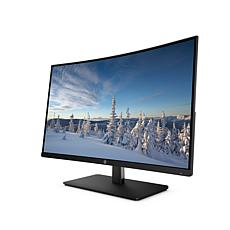 "HP 27"" Curved HD Ultra-Wide LED Monitor"