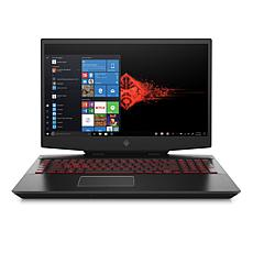 "HP OMEN 17.3"" 8GB RAM, 1TB HDD + 128GB SSD Windows 10 Gaming Laptop"