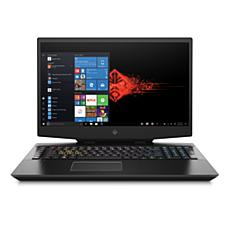 "HP Omen 17.3"" Core i7 16GB RAM 512GB SSD Gaming Laptop in Black"