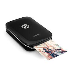 HP Sprocket Portable Photo Printer with Paper Packs