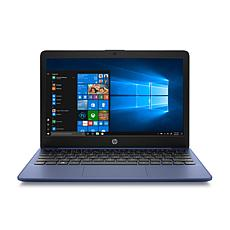 "HP11 11"" Blue Streambook 4/32 eMMC Windows 10 S-mode with Office 365"