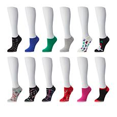 HUE 12 Days of Christmas Socks Holiday Box Set