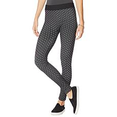 HUE Printed Brushed Seamless Legging
