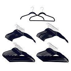 Huggable Hangers 40-pack Pant & Shirt Velvet Hangers