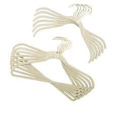 Huggable Hangers® Gifts by the Dozen - Brass