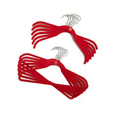 Huggable Hangers® Gifts by the Dozen with Bonuses Galore - Chrome