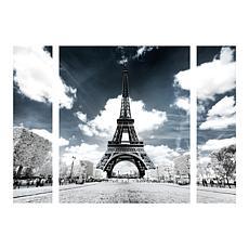 """Hugonnard """"Another Look at Paris 7"""" Art - 30"""" x 41"""""""