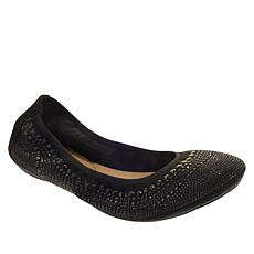 Hush Puppies Chaste Ballet Leather Flat