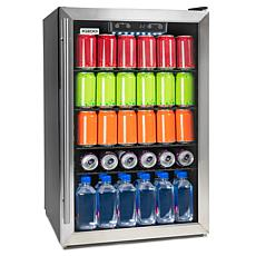 Igloo 180-Can Capacity LED-Lit Digitally Controlled Beverage Center