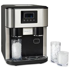 Igloo 33 lb. Dual Dispensing Ice Maker and Crusher