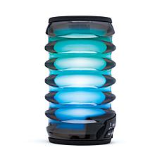 iHome Color Changing Bluetooth Portable Speaker with Speakerphone